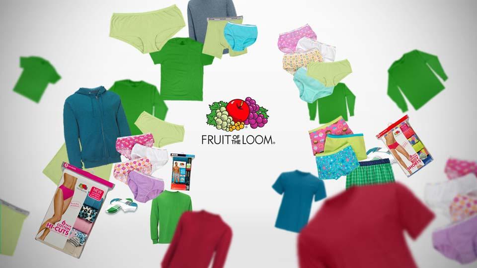 Fruit of the loom frame 3