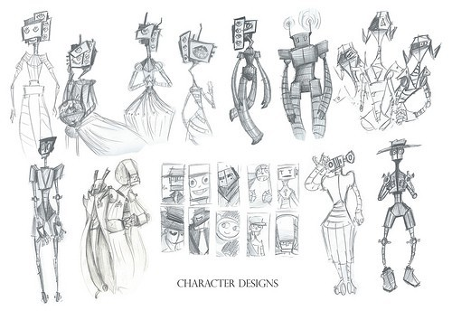 Character Design Guide : Character design and symbolism an in depth guide