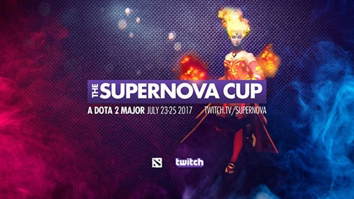 TWITCH - The Supernova Cup