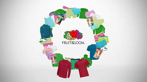 Fruit of The Loom Holiday