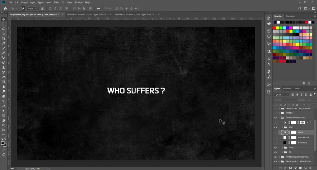 After Effects Tips Gradient Layer to LUT