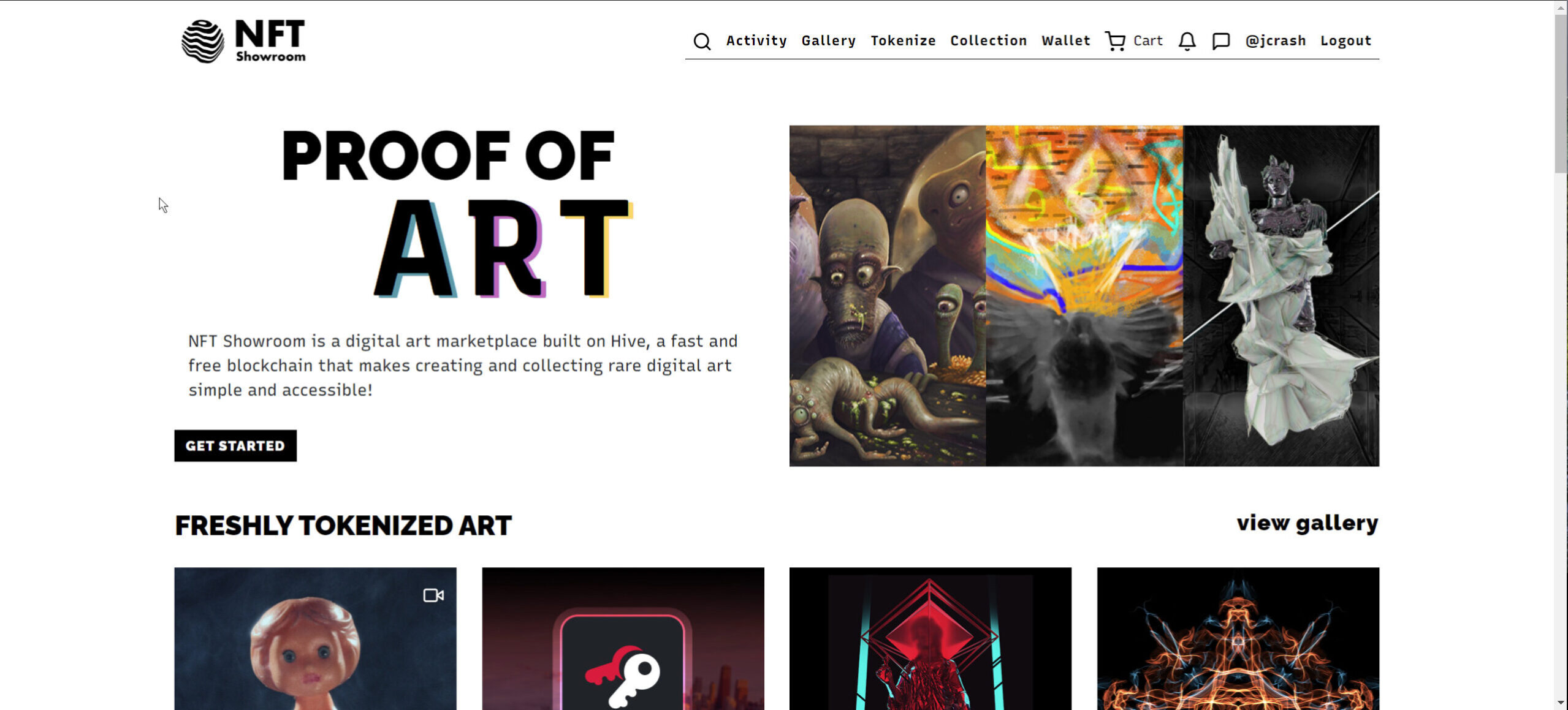 Top 5 Eco-friendly NFT Galleries for Cryptoart